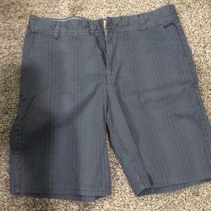 OP Men's gray shorts